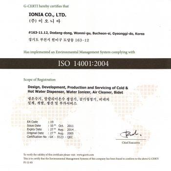 Ionia_ISO_14001